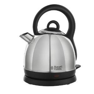 Russell Hobbs 19191 Polished Stainless Steel Dome Kettle 1.8lt