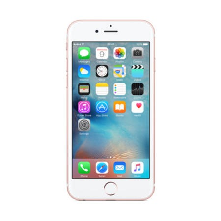 iPhone 6s Rose Gold 128GB Unlocked & SIM Free
