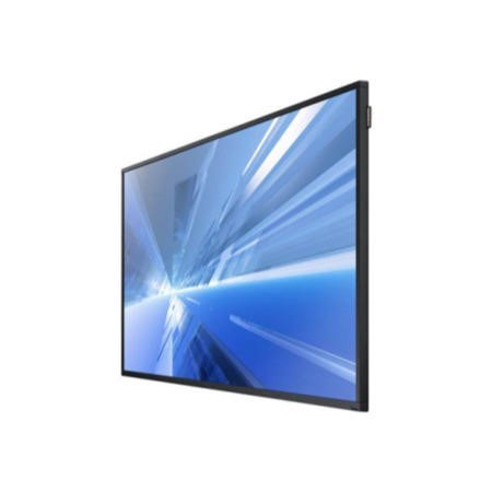"48"" Black LED Large Format Display Full HD 700 cd/m2 24/7 Operation"