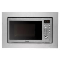 GRADE A3 - Baumatic BMM204SS 20 Litre Built-in Microwave Oven - Stainless Steel