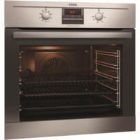 GRADE A3 - AEG BE3003021M MaxiKlasse Electric Built-in Single Oven - Stainless Steel