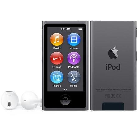 Apple iPod nano 16GB Space Grey