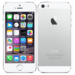 "Apple iPhone 5s Silver 4"" 16GB 4G Unlocked & SIM Free"