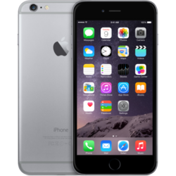 Apple iPhone 6 Plus Space Grey 64GB Unlocked & SIM Free