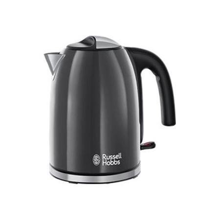 Russell Hobbs 20414 Colours Plus Kettle - Grey
