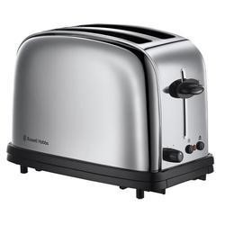 Russell Hobbs 20720 2 Slice Classic Lift & Look Polished S/s Toaster