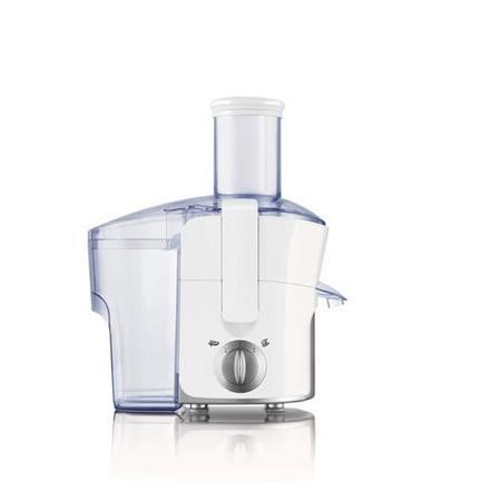 Philips Hr1854 00 Whole Fruit Juicer White Silver 550w