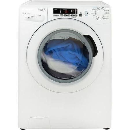 Refurbished Candy GVS148D3/1-80 Freestanding 8KG 1400 Spin Washing Machine