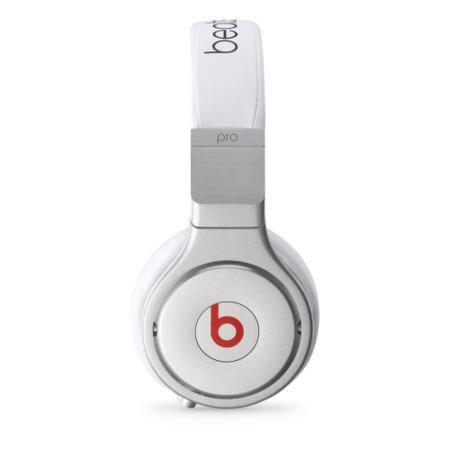 Beats Pro Over-Ear Headphones - White