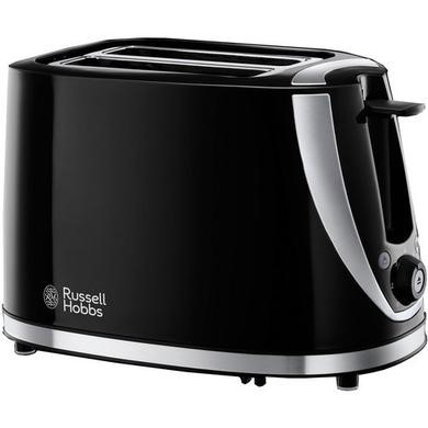 Russell Hobbs 21410 Mode Black 2 Slice Toaster