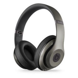 Beats Studio Wired Over-Ear Headphones - Titanium