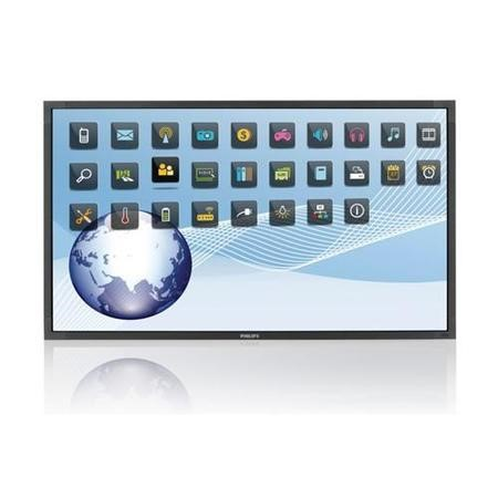 "42"" Black LED Multi-Touch Display 1920 x 1080 24/7 Usage 450cd Brightness"