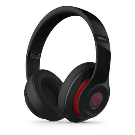 Beats Studio Wireless Over-Ear Headphones - Black