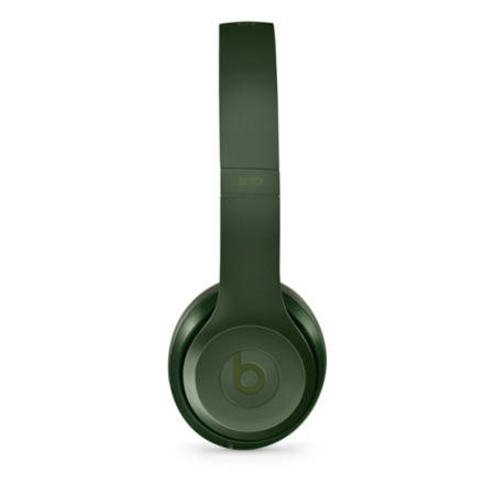 Beats Solo2 On-Ear Headphones Royal Collection - Hunter Green