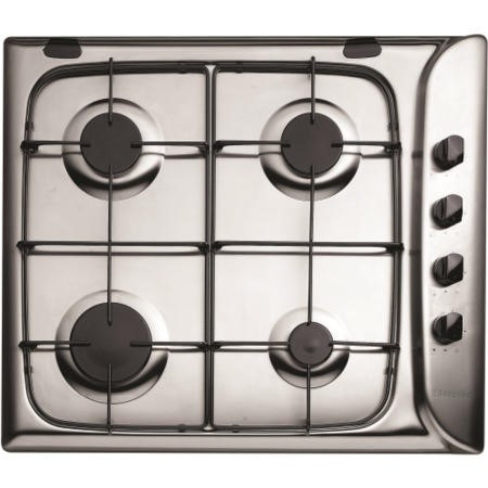 Hotpoint G640SX 60cm Wide 4 Burner Gas Hob With Flame Failure