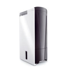 Amcor 8L Fast Dry Desiccant Dehumidifier Anti Bacterial with Ioniser and Power Saving Humidistat for up to 5 bed House