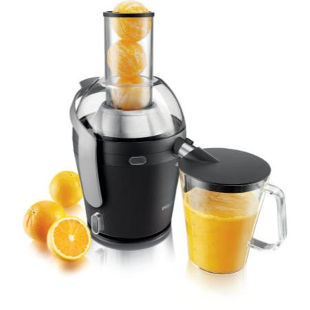 Philips HR1869/30 Avance Collection XXL Juicer With 2.5 L Container - Black