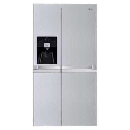 Lg Gsl545nsyz Non Plumbed American Fridge Freezer With Ice