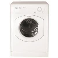 Hotpoint FETV60CP 6kg Freestanding Vented Tumble Dryer Polar White