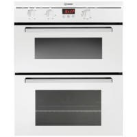 GRADE A1 - Indesit FIMU23WHS Electric Built-under Double Oven - White