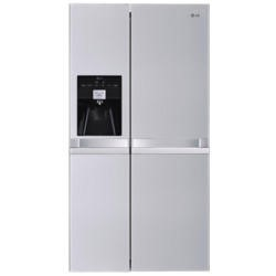 GRADE A3  - LG GSL545NSQV American Fridge Freezer With Ice And Water Dispenser Premium Steel