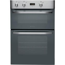 Hotpoint DHS53XS Multifunction Electric Built-in Double Oven - Stainless Steel