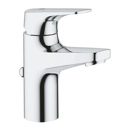 Grohe BauFlow Basin Mixer with Pop Up Waste