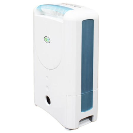 DD122FW CLASSIC MK5 7L Desiccant Dehumidifier With Ioniser Up To 4 Bed House With 2 Yr Wty