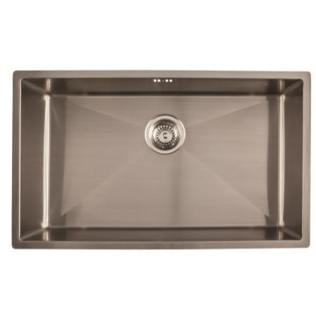 1810 Sink Company ZU/70/U15/S/083 ZENUNO15 700U 1.0 Bowl Undermount Stainless Steel Sink