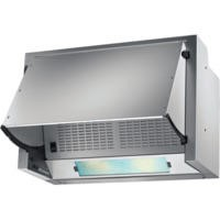 Candy CBP612/1GR 60cm Integrated Cooker Hood Grey