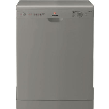 Hoover HED120S/1-80 12 Place Freestanding Dishwasher Silver