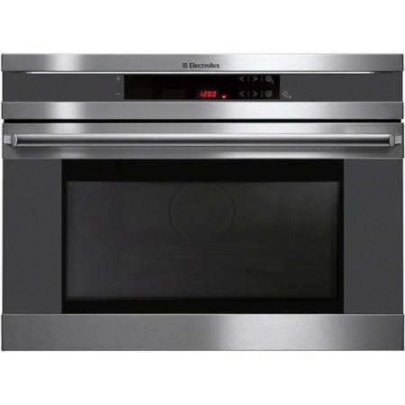 electrolux emc38915x inspire 1200w built in combi microwave oven stainless steel