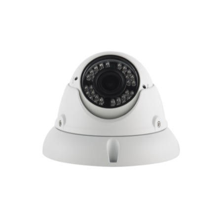 UTC 800TVL Eyeball CCTV Camera with 2.8-12mm Vari-Focal Lens in White