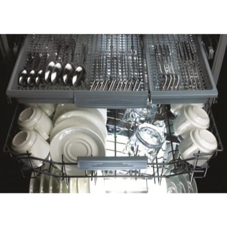 CDA WC600 15 Place Fully Integrated Dishwasher