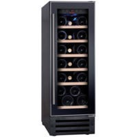 GRADE A3  - Baumatic BWC305SS 30cm 19 Bottle Electronic Wine Cooler With Built-in Possibility