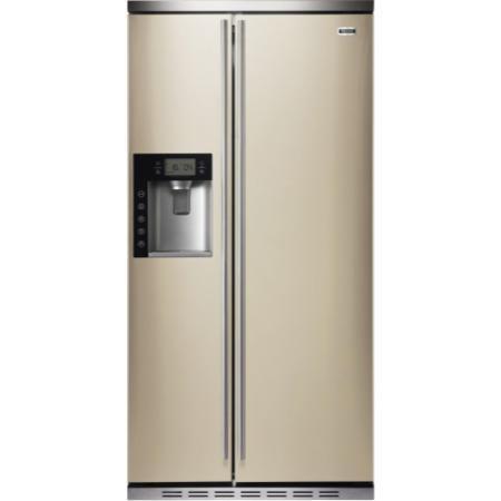 Falcon Fsxs628crc 44710 Cream American Fridge Freezer With