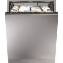 GRADE A3 - CDA WC600 Intelligent 15 Place Fully Integrated Dishwasher With Cutlery Drawer