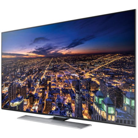 Samsung UE55HU7500 55 Inch 4K Ultra HD 3D LED TV with Freeview HD/Freesat HD