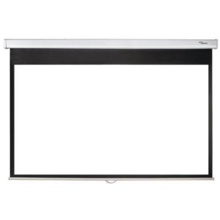 Optoma DS-1109PMG 109 Inch Projection Screen