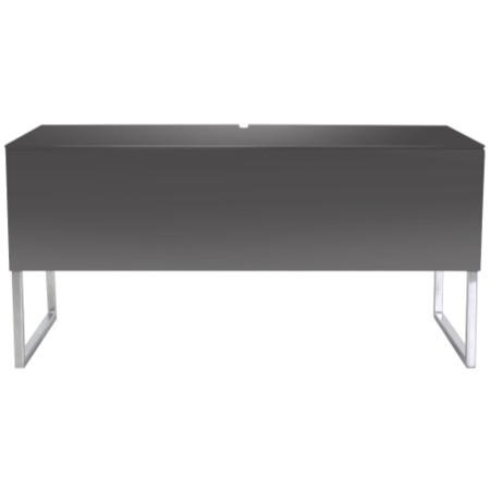 Norstone Khalm Grey TV Stand - Up to 42 Inch