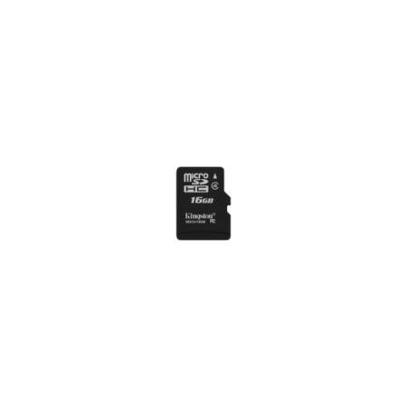 Kingston 16GB MicroSDHC Class 4 Card