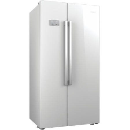 Beko ASL141W White No Frost American Fridge Freezer