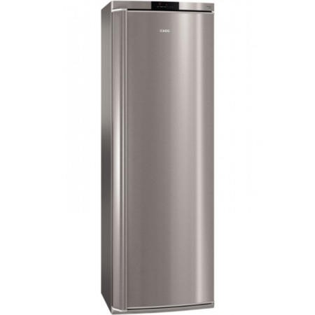 GRADE A2 - AEG S74010KDX0 60cm Wide Freestanding Fridge - Stainless Steel