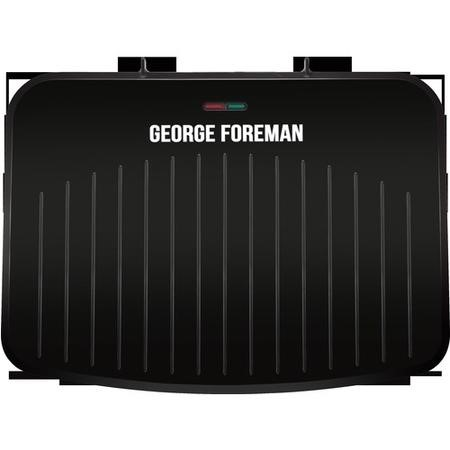 George Foreman 25820 Large Health Grill - Black