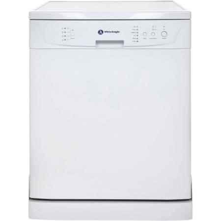 White Knight DW1260WA 12 Place White Freestanding Dishwasher