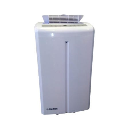GRADE A3 - Heavy cosmetic damage - Amcor 18000 BTU Inverter Portable Air Conditioner for rooms up to 45 sqm