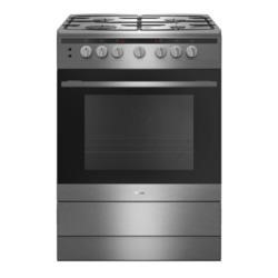 Amica 608GG5MsXx 608GG5MsXx 608GG5MsXx 608GG5MsXx 60cm Single Cavity Gas Cooker - Stainless Steel