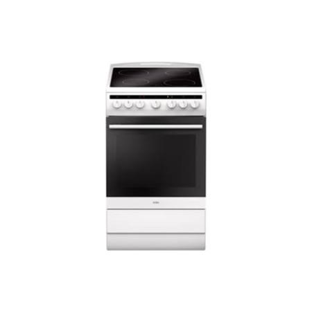 Amica 508CE2MSW 508CE2MSW 508CE2MSW 508CE2MSW 50cm Single Oven Electric Cooker With Ceramic Hob - White