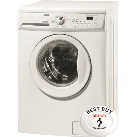 Zanussi ZWJ12591W JetSystemPlus 8kg 1200rpm Freestanding Washing Machine in White