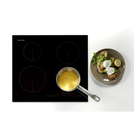 Fisher & Paykel CI604DTB1 80617 - 60cm Induction Hob - Black